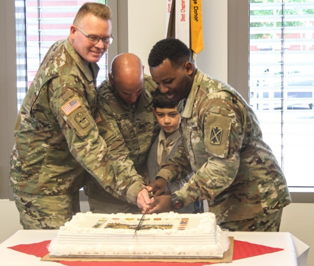 """10th AAMDC Hosts U.S. Army warrant officer """"Century of Service"""" commemoration"""