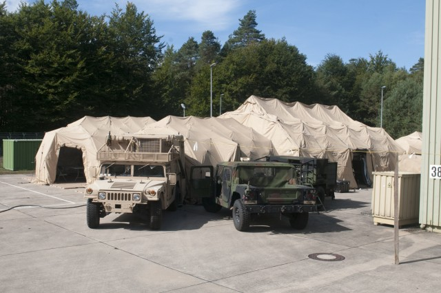 Joint Forces team up for Spartan Shield