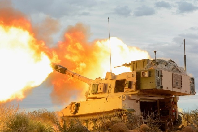 The Army's new long-range precision fires modernization effort aims to increase the range of cannon artillery.