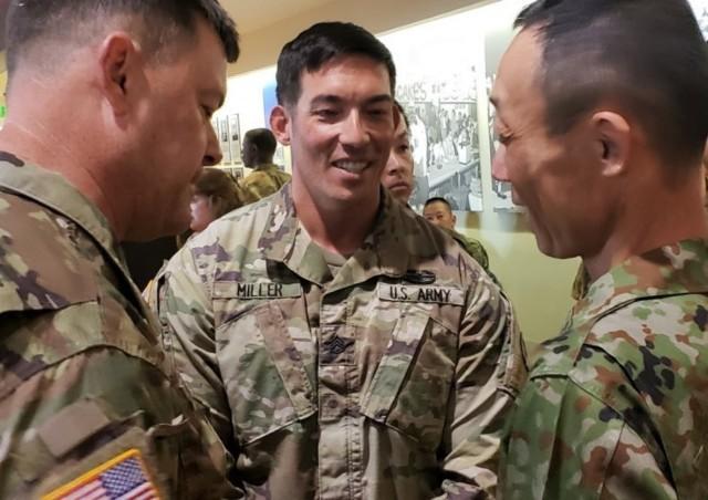 Staff Sgt. Miller Feature