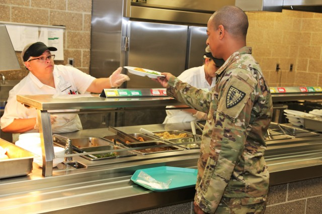 Mission and Installation Contracting Command contracts are vital in feeding more than 200,000 Soldiers every day. The command executes more than 500 contract actions for accommodation and food services valued at more than $270 million annually.
