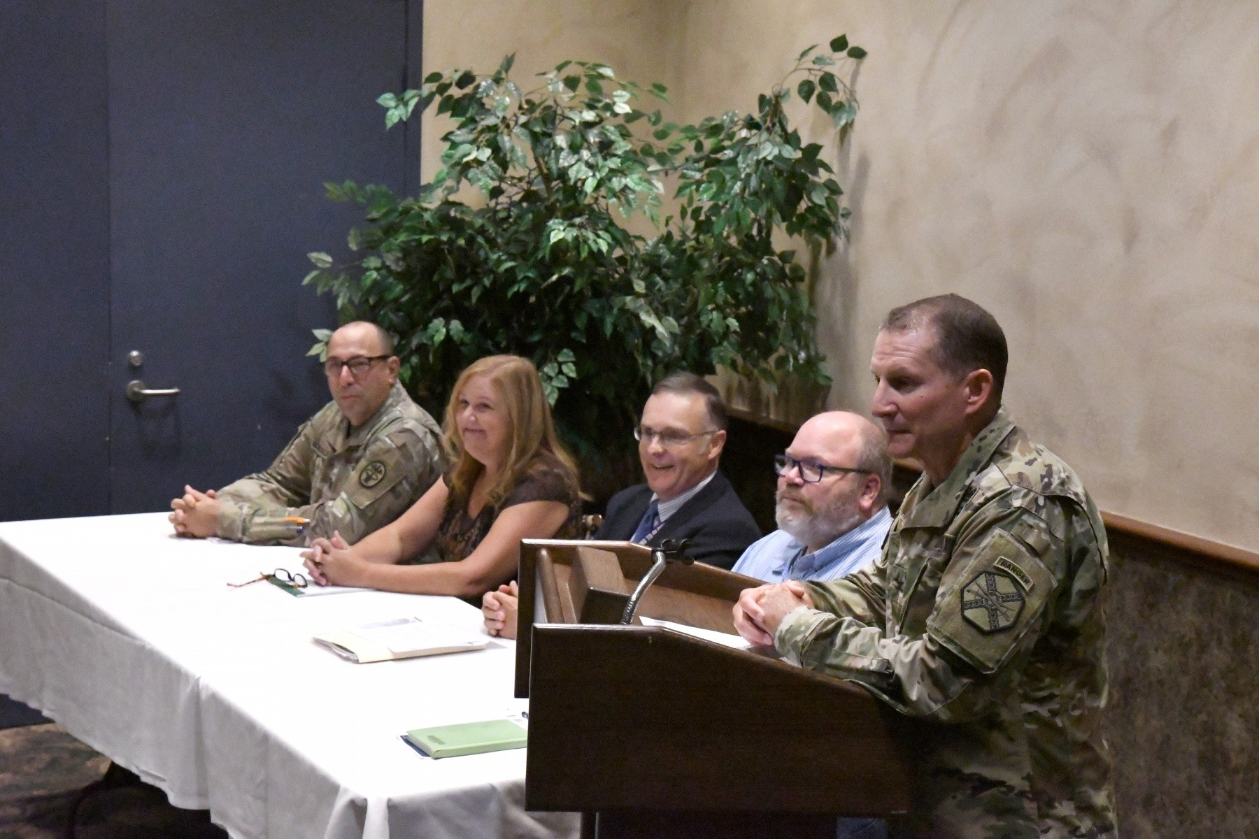 Fort Drum officials present virtual town hall on lead