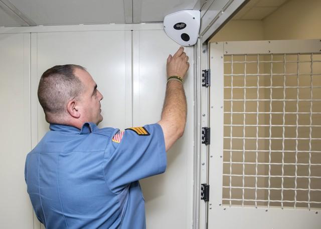 Upgraded jail surveillance system improves monitoring at Picatinny PD