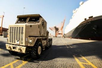 Army materiel enterprise, industrial base surge to rebuild 'golden HETs'