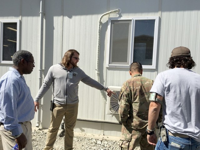 Task Force Power keeping troops safe in Afghanistan