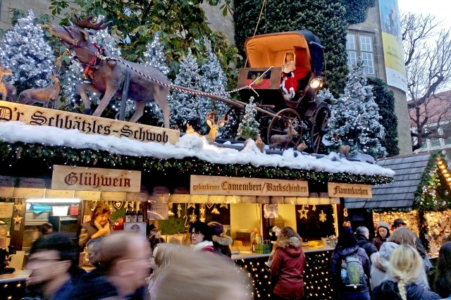 Outdoor Recreation offers a variety of trips to German Christmas Markets during the holiday season.