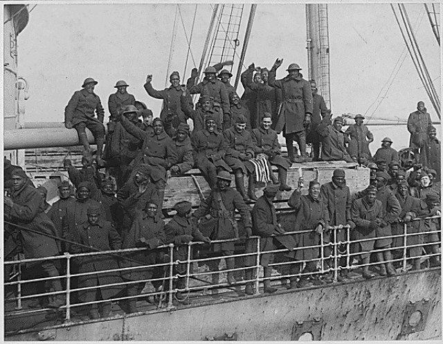 NY Army Guard Soldiers journey to France to mark history of Harlem Hellfighters