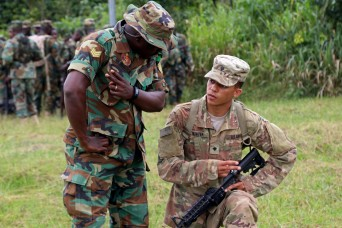 US Army Africa: Building readiness, partnerships through NCO development