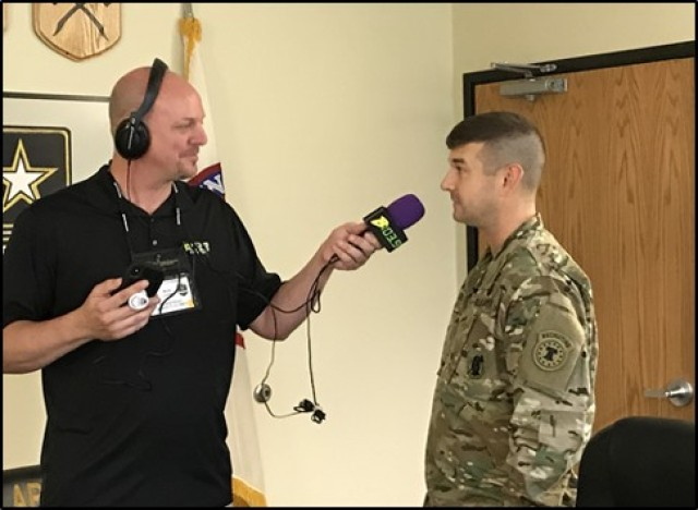 Meet Your Army -- Great Lakes Recruiting Battalion