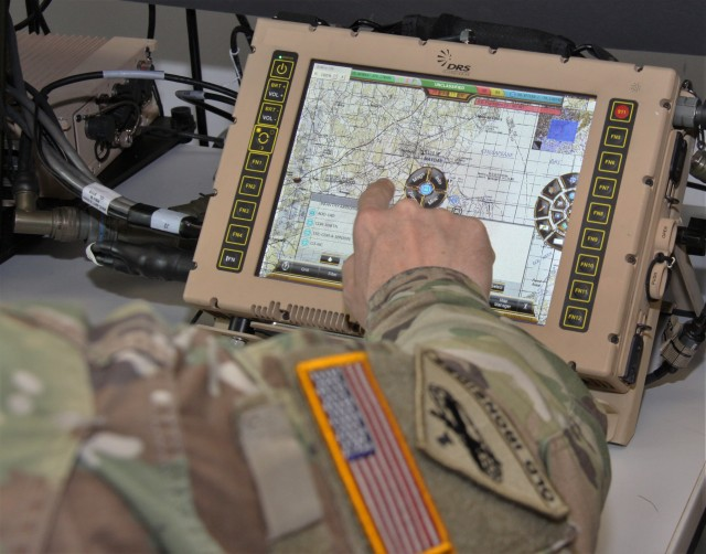 Army pushes self-upgrades for vehicle mission-command software
