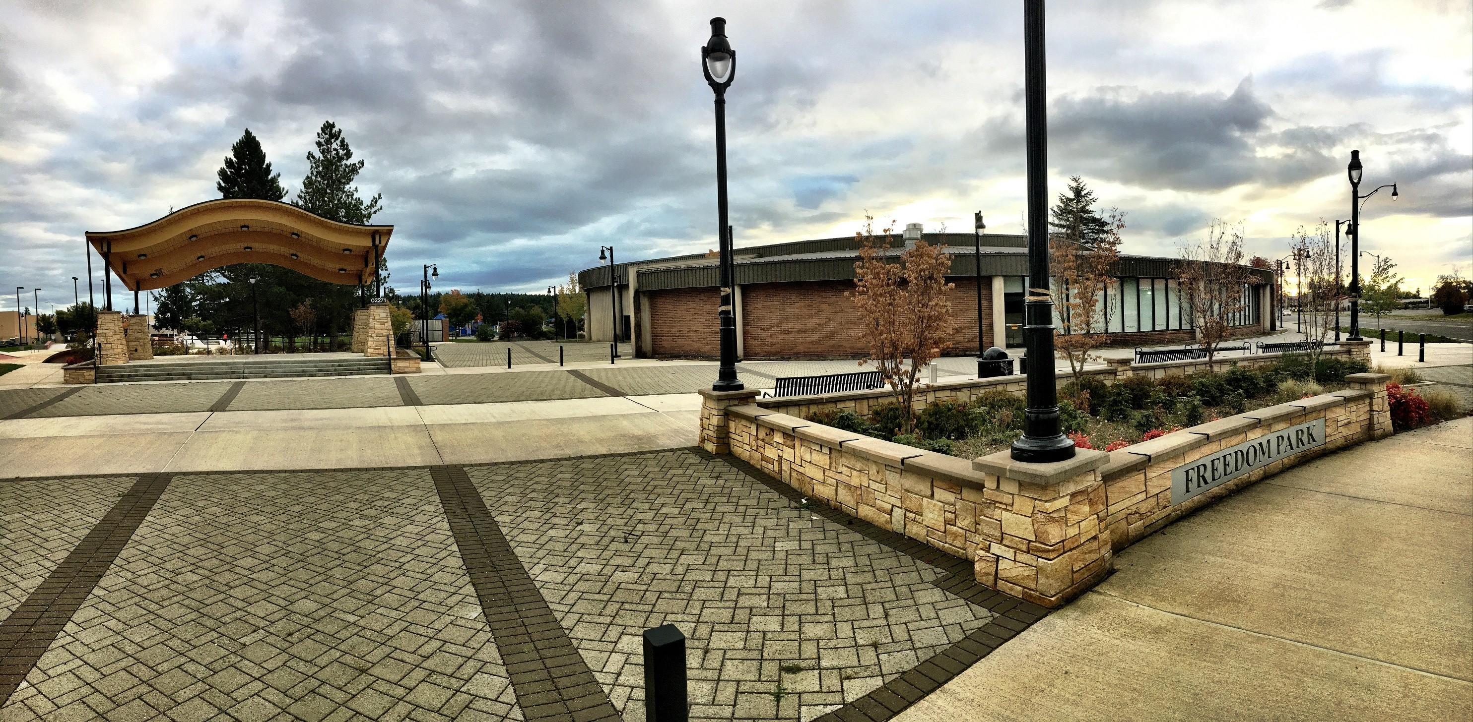 Tacoma military base