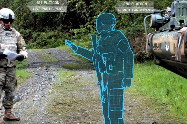 The Synthetic Training Environment will assess Soldiers in enhancing decision-making skills through an immersive environment.