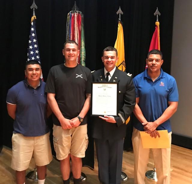EWU ROTC Commissions Reserve Nurse Officer