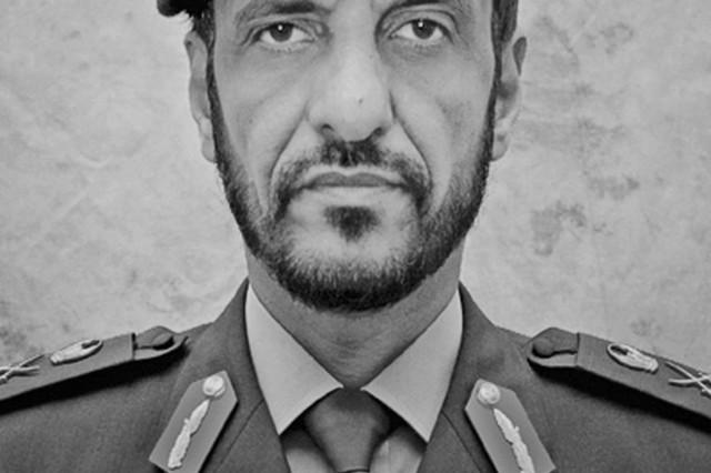 Commander, United Arab Emirates Land Forces.