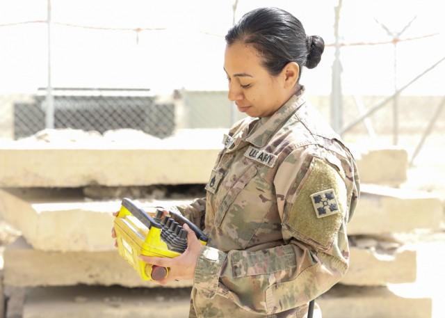 Never quit: Family, patriotism inspire Texas native to enlist