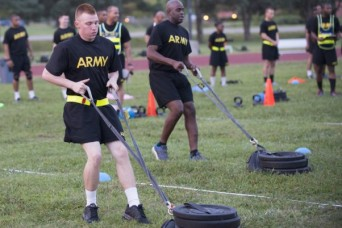 ACFT ensures Soldiers are lethal, physically conditioned