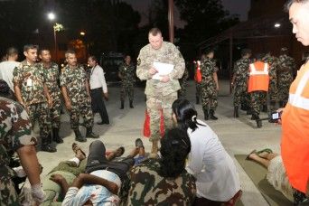 Multinational disaster response exercise wraps up in Nepal