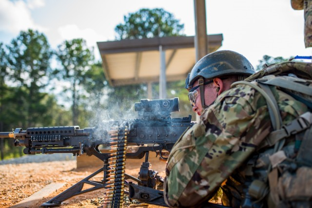 Extended OSUT M240 Training
