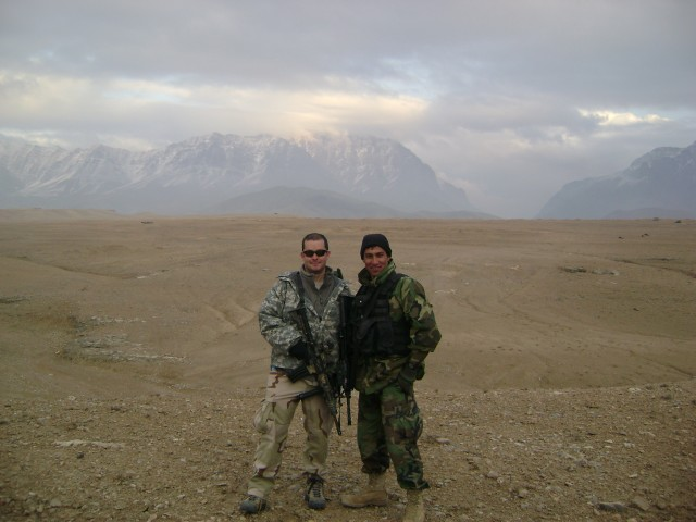 Shok Valley Medal of Honor recipient