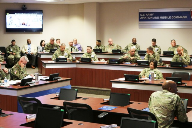 More than 90 Air Defense leaders gathered for the AMCOM 101 for Missiles, Sept. 20 and 21.