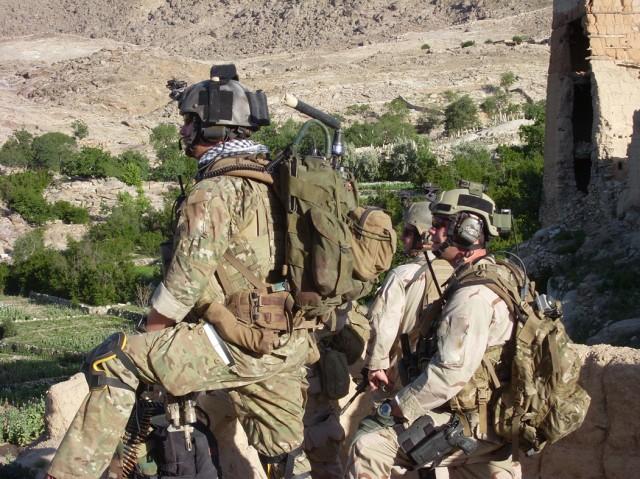 Operational Detachment Alpha 3336