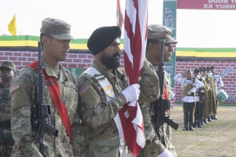 U.S. and Indian armies complete exercise Yudh Abhyas 18