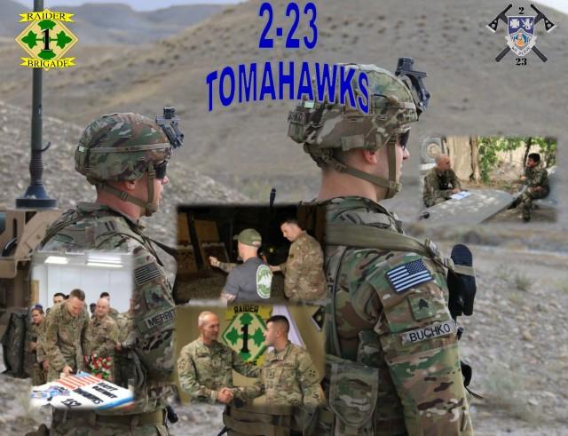 1st Stryker Brigade Combat Team, 4th Infantry Division October Newsletter