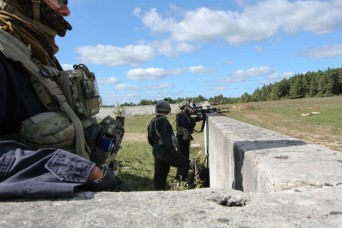 W. Va. National Guard trains with multi-national forces