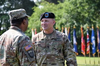 First 100 Days: New garrison CSM takes care of soldiers and families