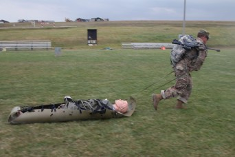 KFOR MP and CAV Soldiers Win Best International Warrior Competition, Kosovo