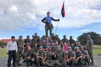 Idaho Guardsmen visit Cambodia to share skills, strengthen ties