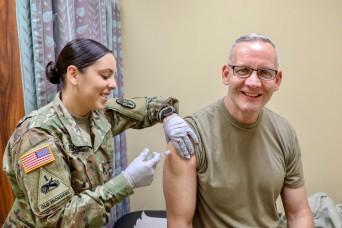 Flu shot season begins