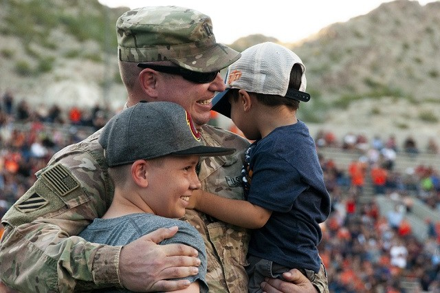 Military OneSource connects service members and their family members to needed resources involving spouse education and career opportunities, matters specific to families with special needs, financial and tax counseling, and other important issues.