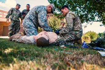 New training mannequins bleed, breathe, move, scream -- all to help Soldiers save lives