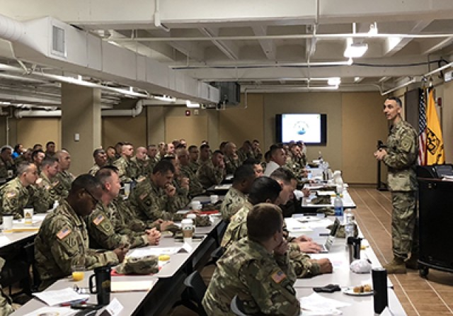 ROTC Cadets Deputized for Operation Reserve Rush