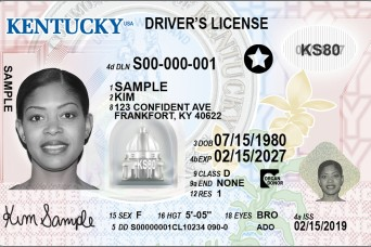 The Real ID Act gets real at Fort Knox: Deadline extended, choices given