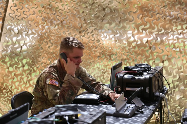 Army pilots new signal battalion for scalable expeditionary comms support