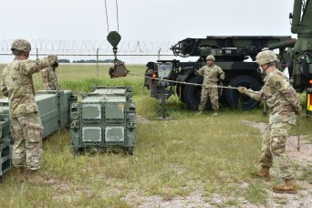 Teamwork and Leadership: Essential to the Success of a PATRIOT Missile Reload Team