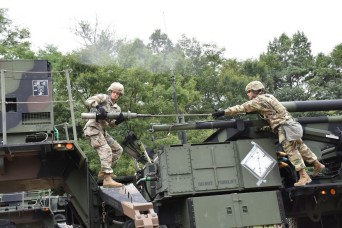 Loud and Proud, Dream Team Leads Charlie, 2-1 ADA Launcher Platoon