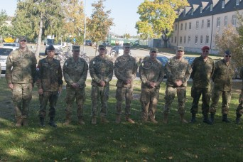 South Carolina National Guard building alliances with their German counterparts