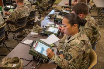 Airborne Soldiers test Spider networked munition system upgrade