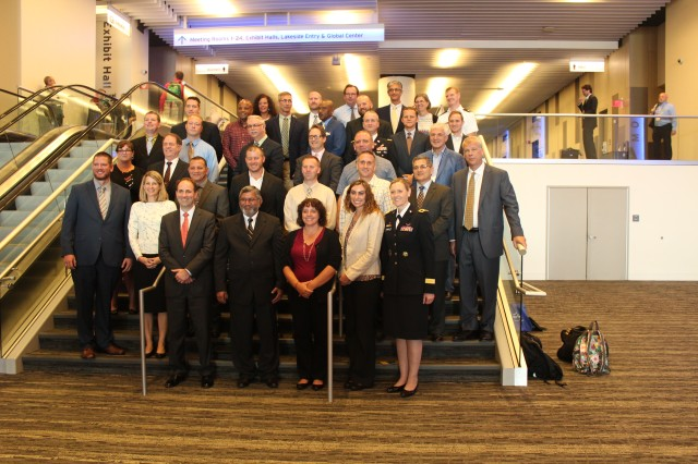 The 2018 Secretary of the Army Energy and Water Management Awardees