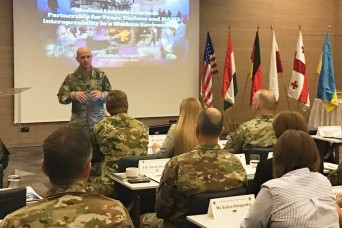 Military medical event builds capacity, strengthens partnerships