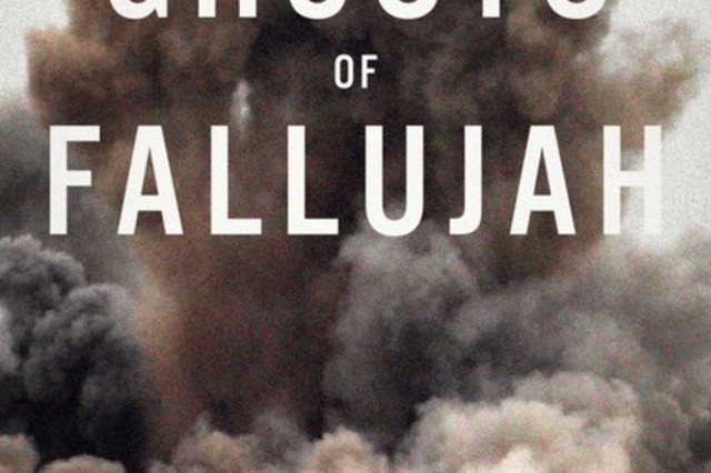 The cover of a new book about the Second Battle of Fallujah, by Lt. Col. Coley Tyler, former member of 2nd Battalion, 7th Cavalry Regiment, 3rd Brigade Combat Team, 1st Cavalry Division.