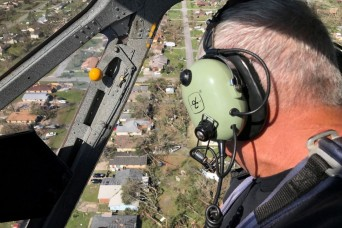 Florida National Guard goes above and beyond