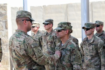 Fort Carson Soldier earns battlefield promotion in southern Afghanistan
