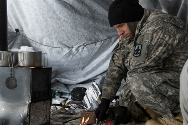 For Soldiers, working and training in all weather conditions is part of the job. As the mercury drops this winter, more Soldiers will seek heat from space heaters and stoves. Most of these devices will do their job properly, but they'll also increase a Soldier's risk to fires.