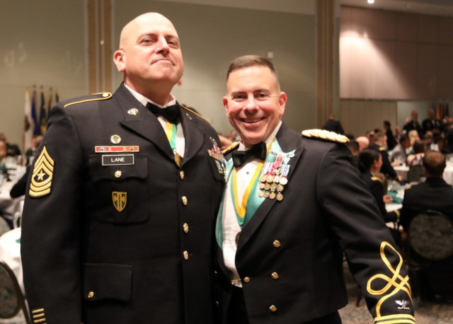 Regimental Ball honors 77 years of Military Police Corps