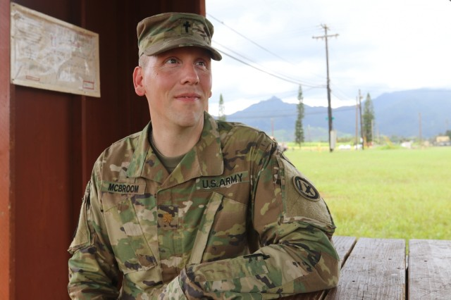 Police Officer and Chaplain? Army Reserve Soldier successfully balances both careers