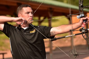Inaugural Invictus Games athlete returns to compete in different sport